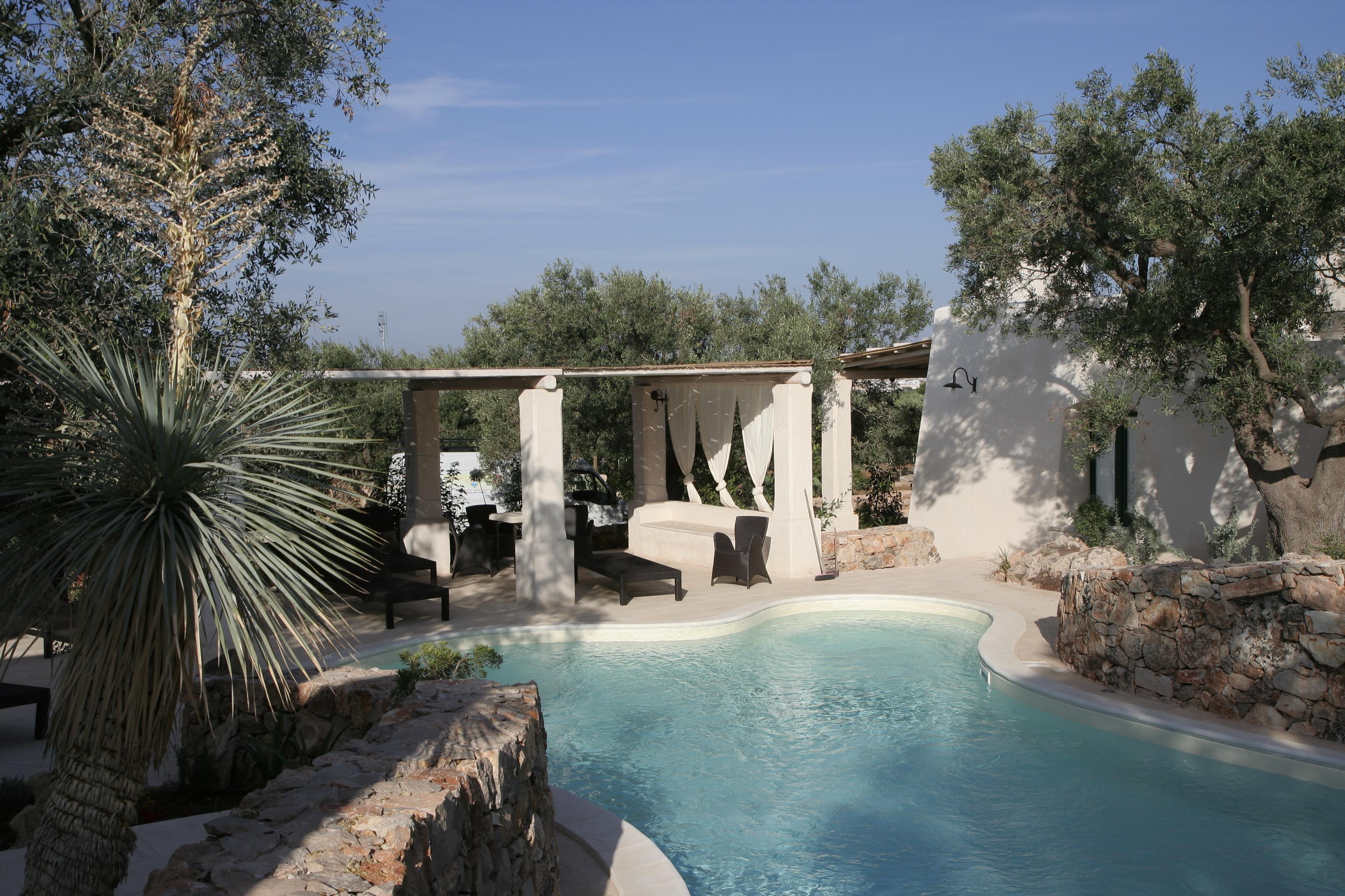 Salento appartamenti country puglia italia solaris for Appartamenti arredati in affitto bari