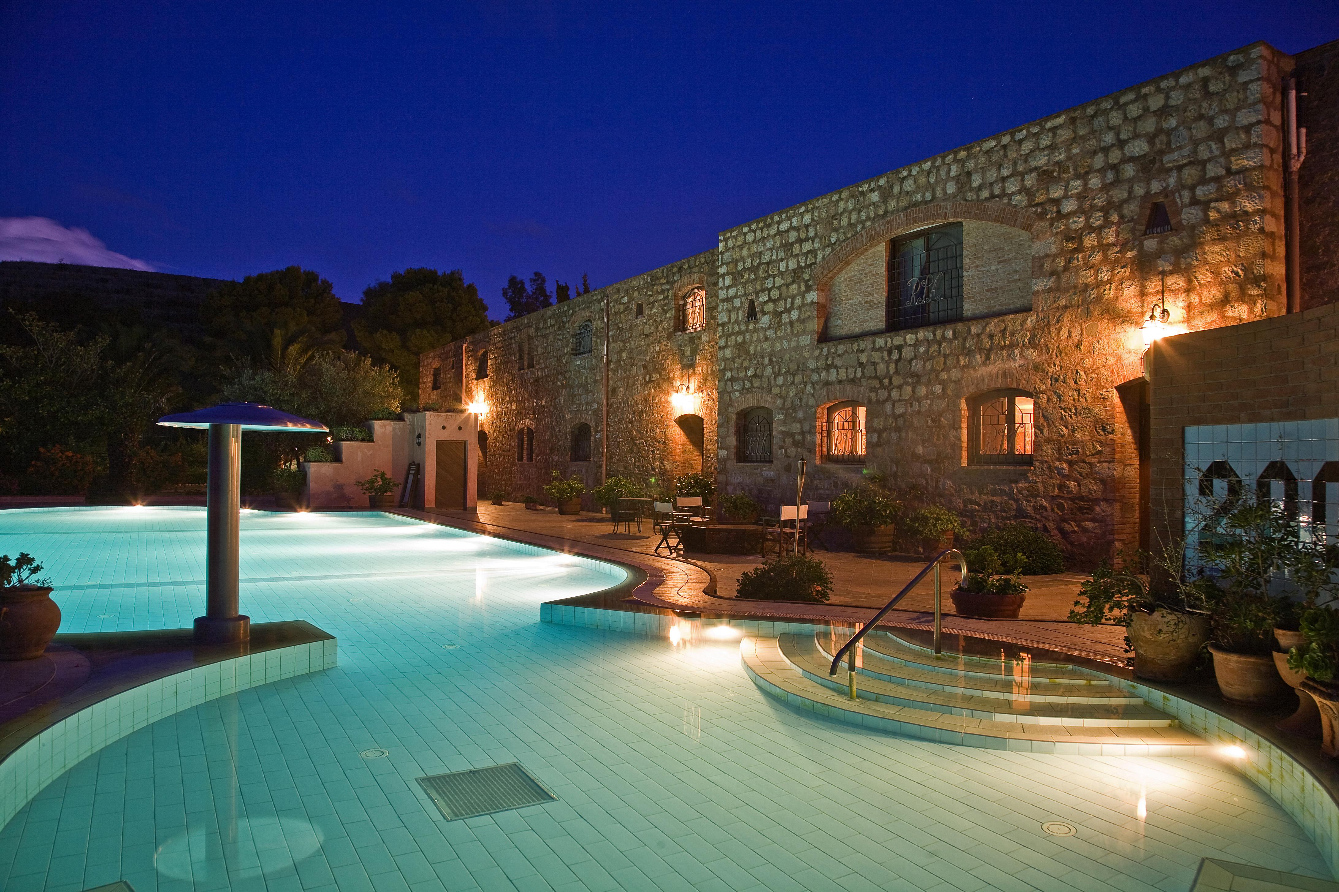 luxus weingut castelbuono sicilia italia solaris