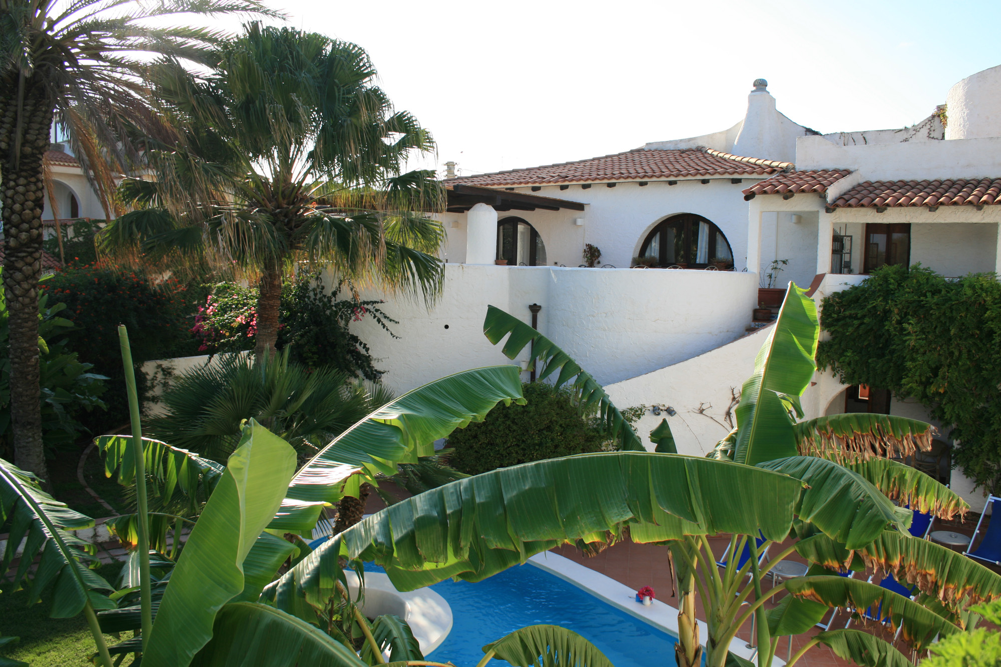 Apulien Kleines Hotel Am Strand