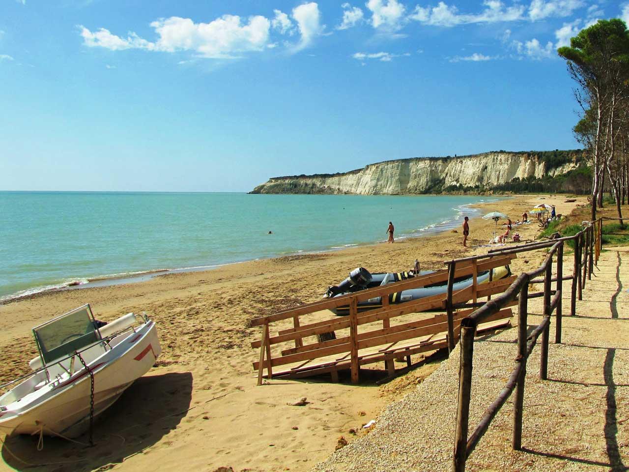 Spiaggia di Eraclea Minoa