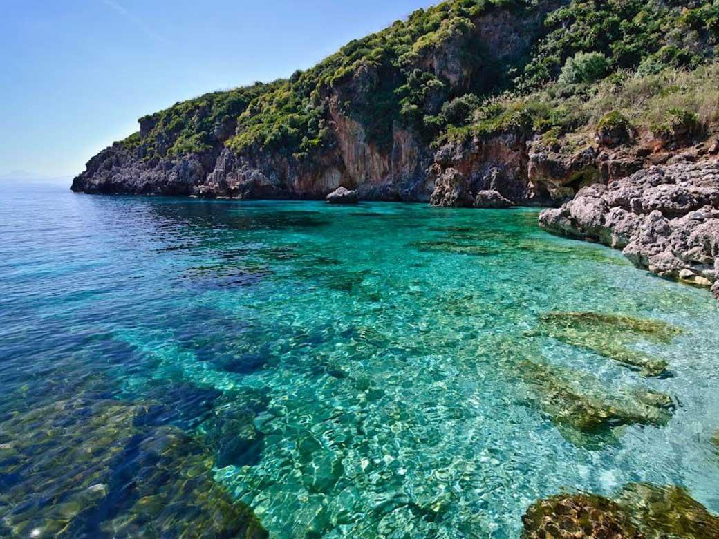 Spiaggia Riserva naturale dello Zingaro