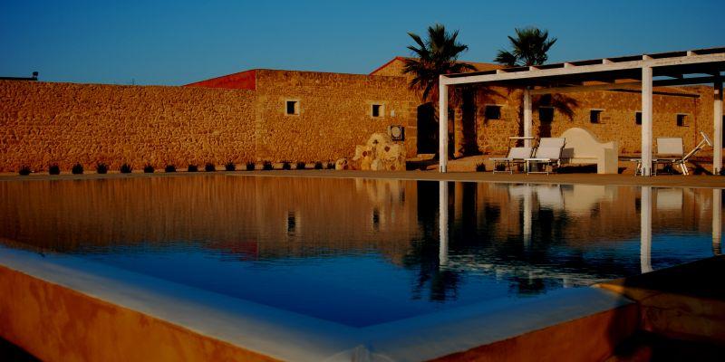 Winery resort Marsala
