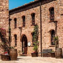 Luxury winery resort Castelbuono