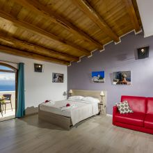 B&B Scopello sea view_Suite