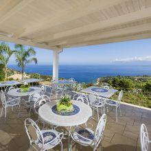 B&B Scopello sea view_terrace