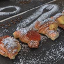 Charme B&B Palermo_fresh croissants