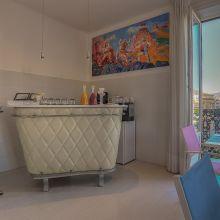 Charme B&B Palermo_braekfast room