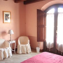 Agriturismo Valley of the temples_room Camelia