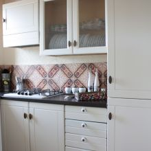Agriturismo Valley of the temples_room Camelia kitchen