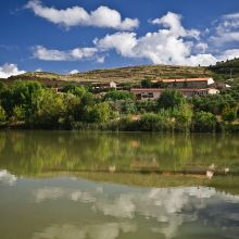 Luxury winery resort Castelbuono_view