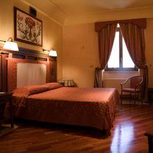 Luxury winery resort Castelbuono_classic double room