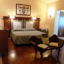 Luxury winery resort Castelbuono_deluxe room
