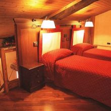 Luxury winery resort Castelbuono_loft grand suite