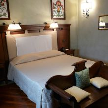 Luxury winery resort Castelbuono_classic double room
