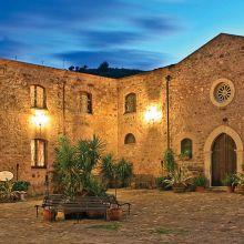 Luxury winery resort Castelbuono