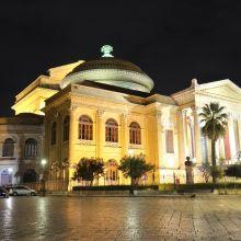 Charme B&B Palermo_Palermo by night