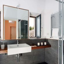 Wine resort Etna East_room Conzo bath