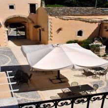 Agriturismo sea Noto_courtyard