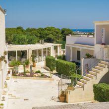 Country Hotel Otranto_courtyard