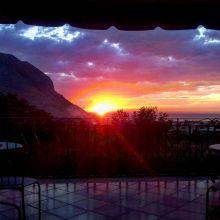 Country B&B Scopello-San Vito_sunset