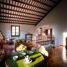 Country B&B Scopello-San Vito_living room