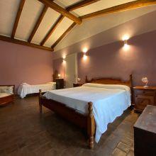 B&B Etna trekking_country house bedroom