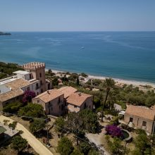Villa Cefalù view