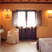 Agriturismo Valley of the temples_room Gerbera