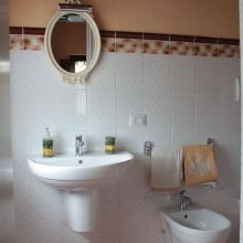 Agriturismo Valley of the temples_room Gerbera bath