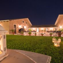 Agriturismo Siracusa - Fontane Bianche_by night
