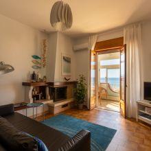 Sea apartments Tindari_loft on the sea living