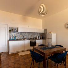 Sea apartments Tindari_loft on the sea kitchen