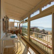 Sea apartments Tindari_loft on the sea terrace