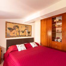 Sea apartments Tindari_attic bedroom