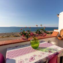 Sea apartments Tindari_attic terrace