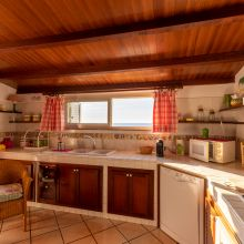 Sea apartments Tindari_attic kitchen