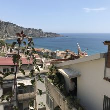 Seaview Villa Taormina Naxos
