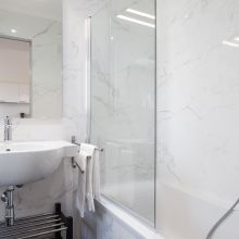 Charme country stay ispica-Noto_classic bath