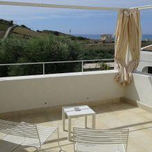 Residence Scala dei Turchi_terrace luxury room Libeccio