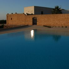Winery resort Marsala_Pool