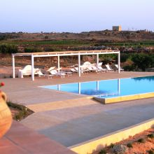 Winery resort Marsala_Pool