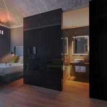 Charme B&B Palermo_noir junior suite