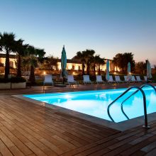 Charme country stay ispica-Noto_pool