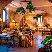 Luxury winery resort Castelbuono_reception