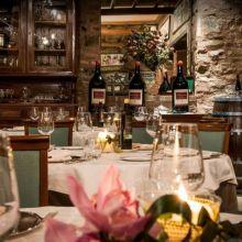 Luxury winery resort Castelbuono_restaurant