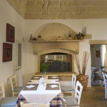 Country Hotel Otranto_breakfast room