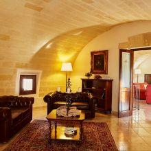 Winery resort Marsala_hall