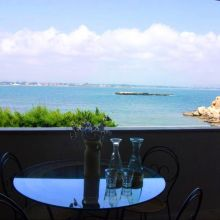 Apartment Siracusa mare_view from terrace