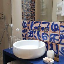 Residence Scala dei Turchi_superior room Maestrale bath