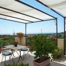 Rural B&B Sicily east coast - balcony apartment II floor